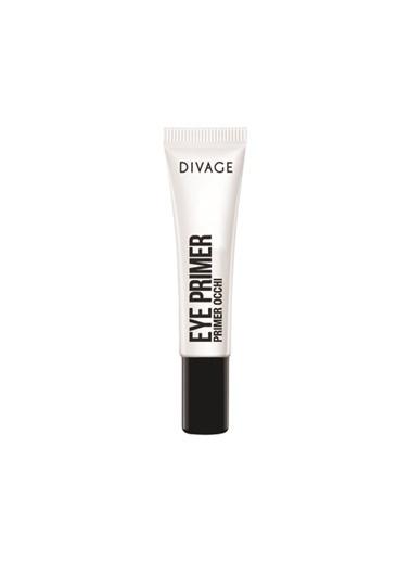 Divage Divage Eye Primer - Göz Makyaj Bazı Renksiz
